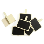 B1905 Board Clip: Small Rectangular - 50 x 35mm - Choice of Colour